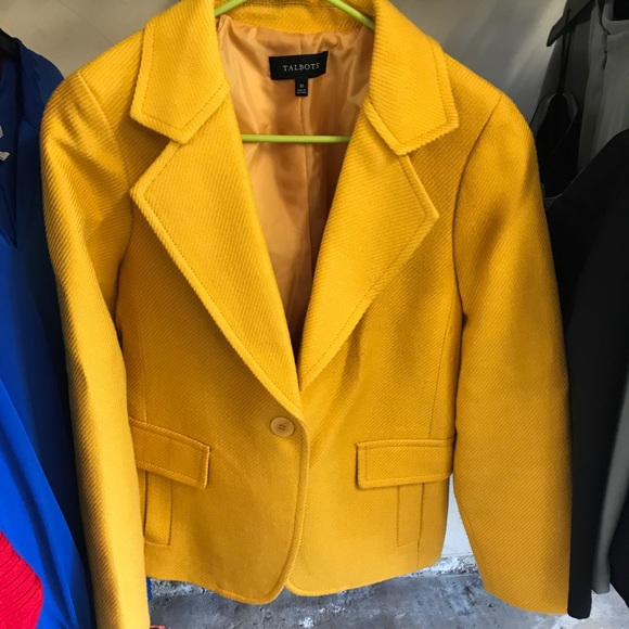 Talbots Jackets & Blazers - Talbots jacket nwot